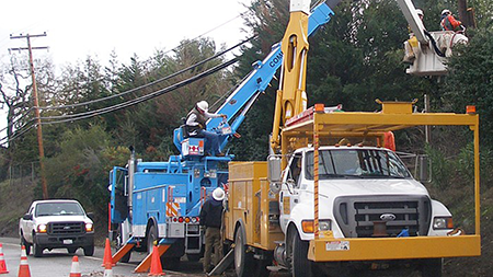 PG&E - California's Biggest Utility