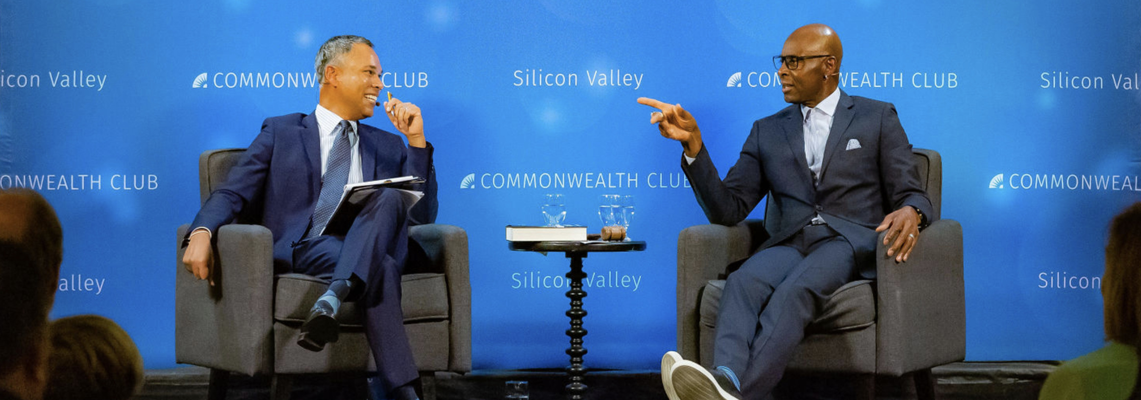 The Commonwealth Club Silicon Valley