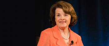 Image - Senator Dianne Feinstein