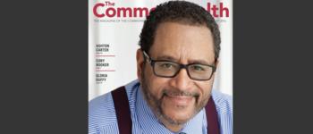 Image - Michael Eric Dyson Commonwealth magazine cover