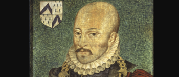 Image - painting of Michel de Montaigne