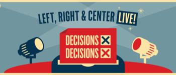 Image - Left, Right, & Center Live
