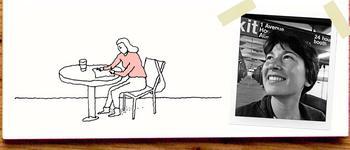 Image - New Yorker Cartoonist Liana Finck