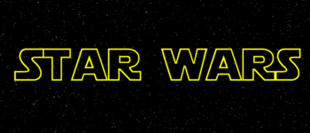 Image - Star Wars text