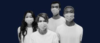 Image - people wearing masks