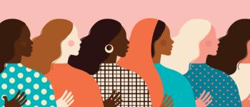 Image - illustration of women