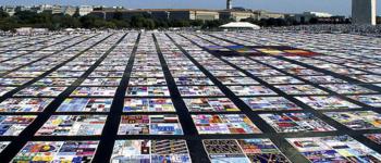 Image - AIDS Memorial Quilt