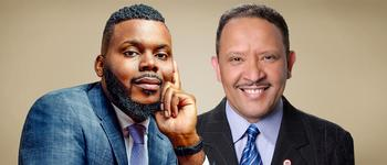 Image - Marc Morial and Michael Tubbs