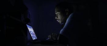 Image - man at computer