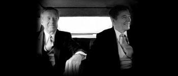 Image - Jimmy Carter and Ronald Reagan