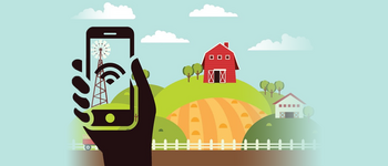 Image - farm field