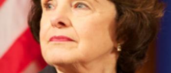 Image - Senator Dianne Feinstein: Guns, Drones and Energy
