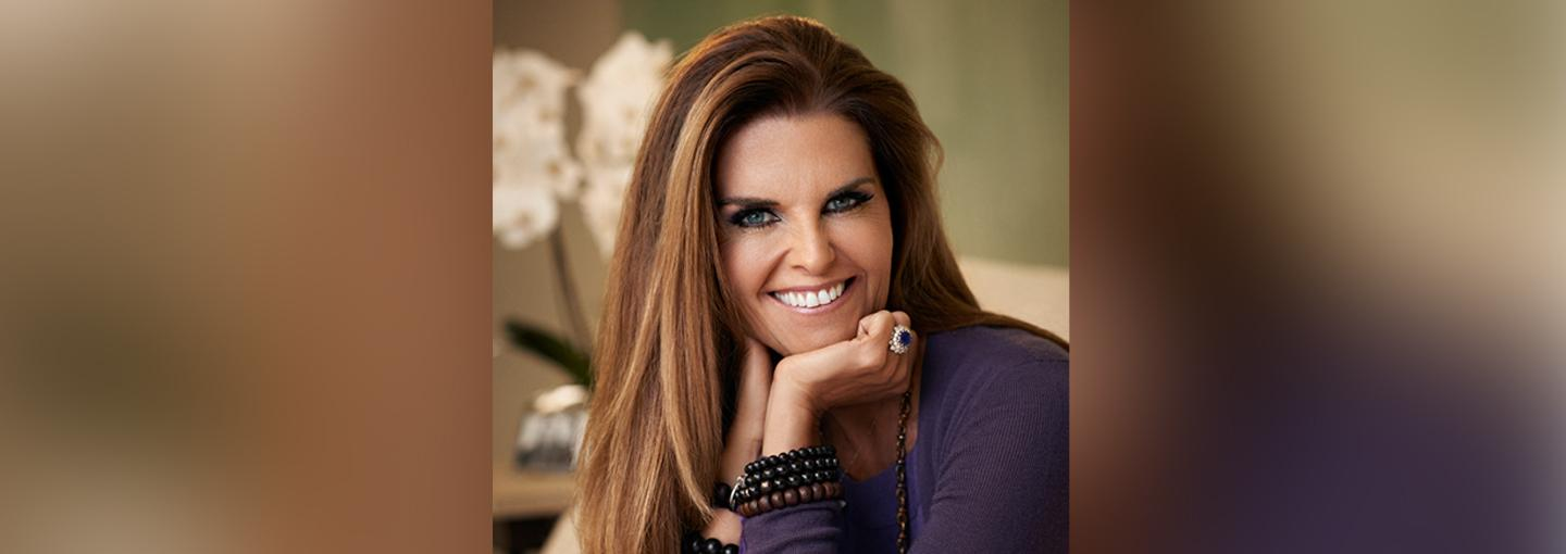 Image - Maria Shriver: Reflections on a Meaningful Life