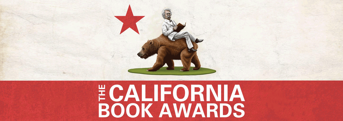 image - California Book Awards logo