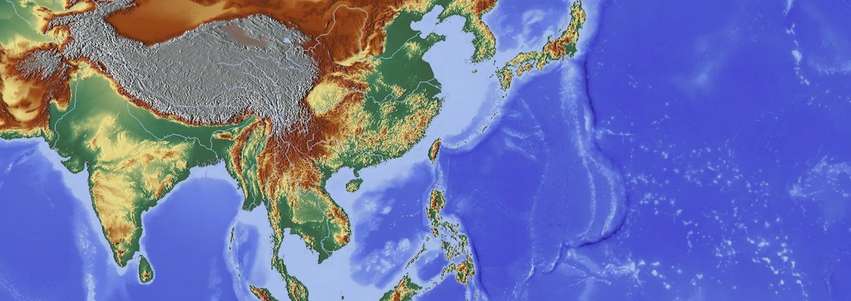 Image - satellite image of Southeast Asia