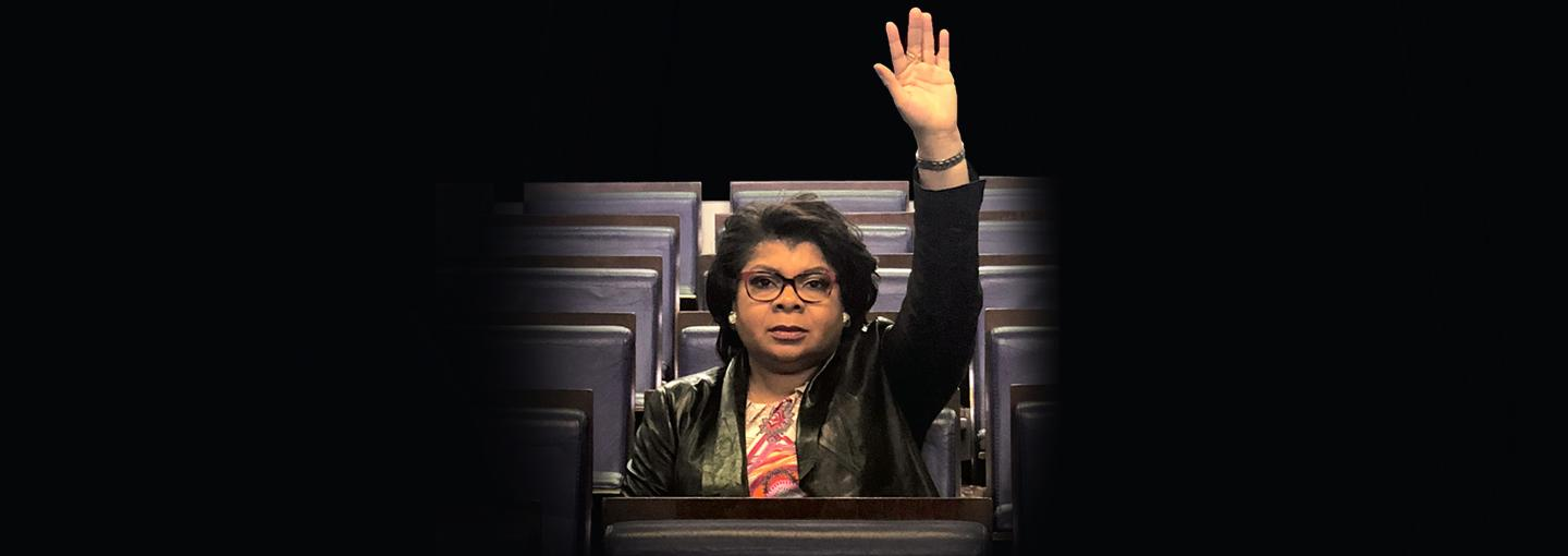 Image - April Ryan: Under Fire in the Trump White House