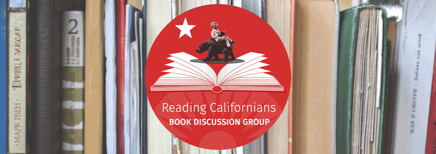 Image - Reading Californians Book Discussion Group