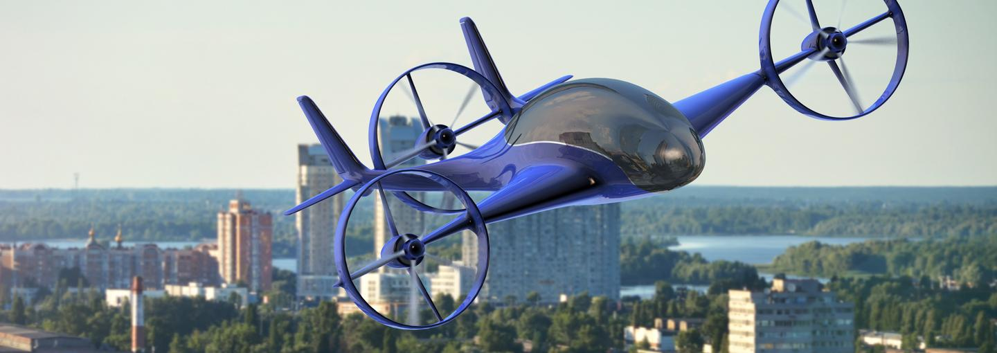 Image - Our Flying Car Future