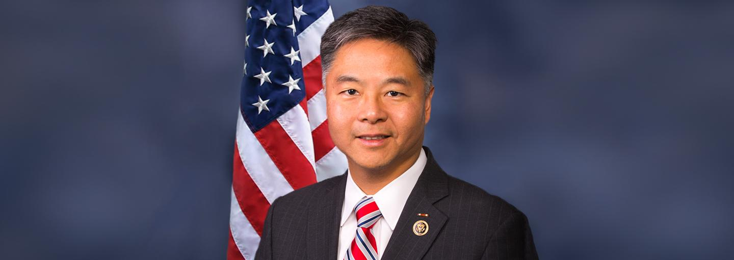 Congressman Ted Lieu | Commonwealth Club