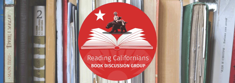 Image - Reading California Book Discussion