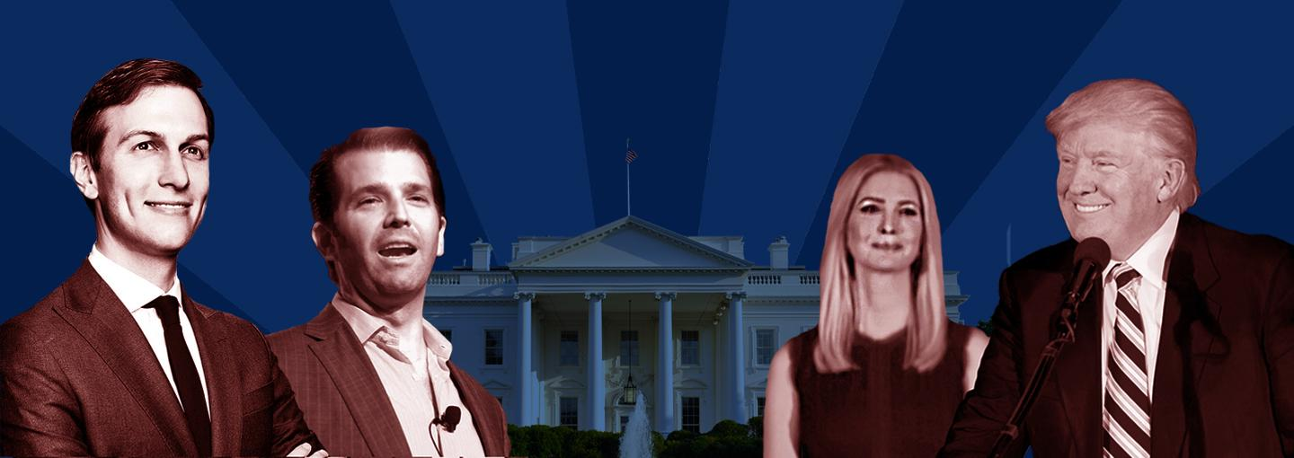 Image - The Trumps, The Kushners and American Greed