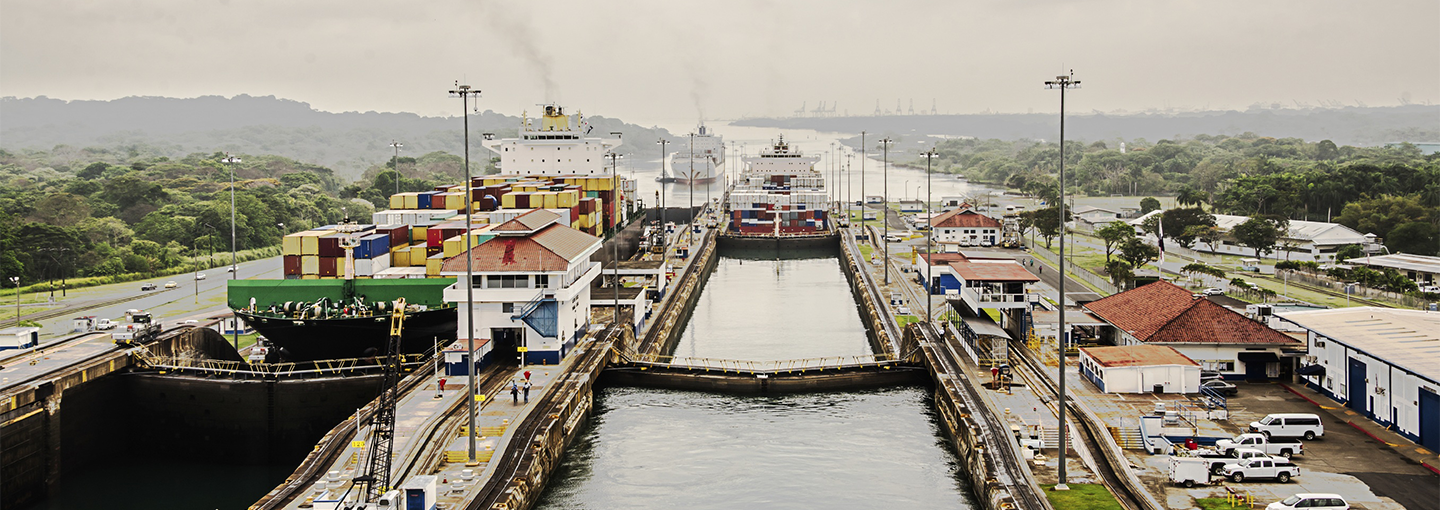 Image - New Global Challenges for Panama's Canal