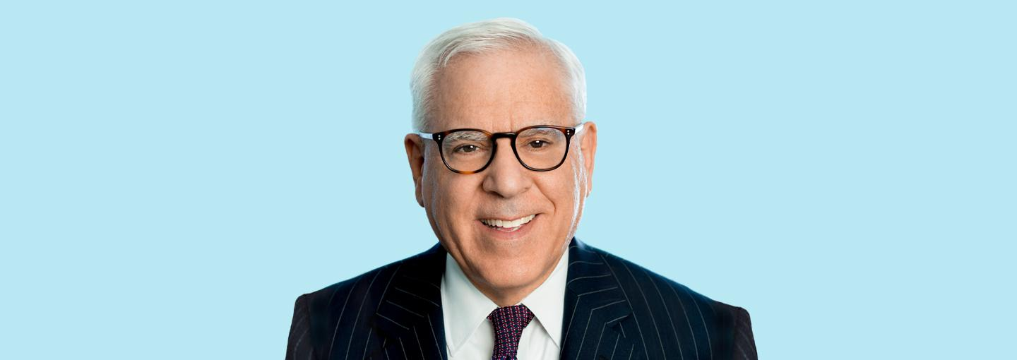 Image - Philanthropist and Television Personality David Rubenstein