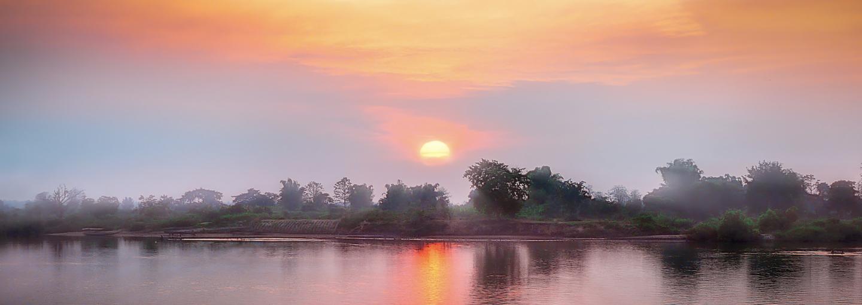 Image - coastal view in Laos