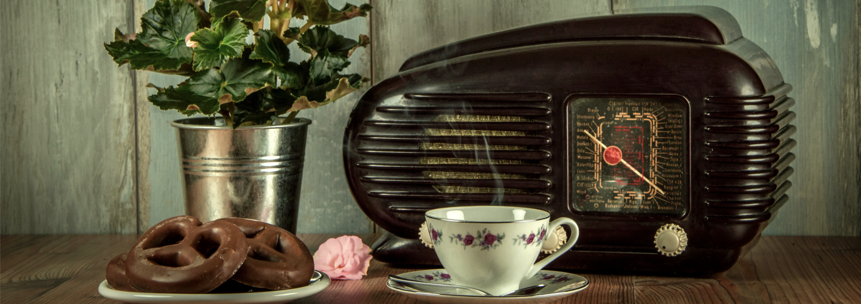 Image - old radio