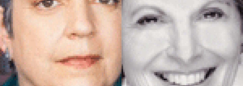 Image - U.C. President Janet Napolitano Interviews Charlotte Jacobs, M.D.
