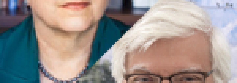 Image - Janet Napolitano Interviews Professor Geoffrey Cowan