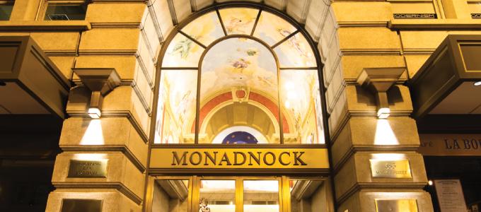 Image - San Francisco's Monadnock Building