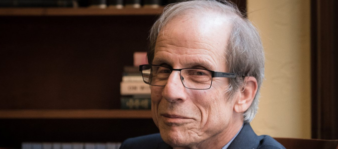 Image- Michael Krasny in Marin County
