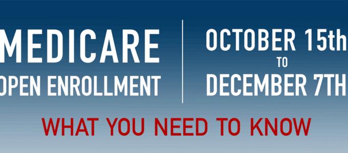 Image - Medicare Open Enrollment