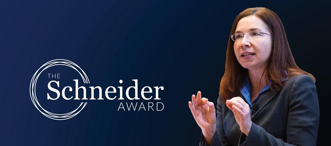 Image - Eighth Annual Stephen H. Schneider Award