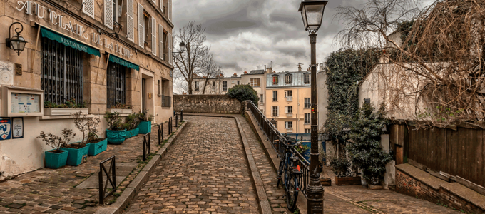 Image - Vignettes & Postcards from Paris