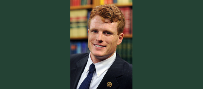 Image -  Joe Kennedy III