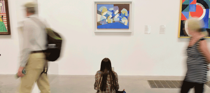 Image - Visual Arts in the Bay Area