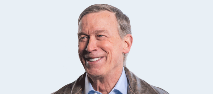 Image - Democratic Presidential Candidate John Hickenlooper
