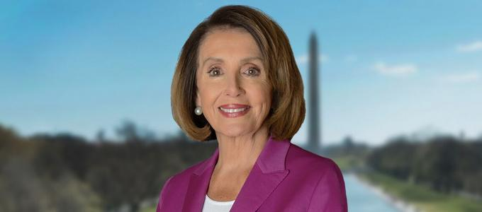 Image - Speaker of the House Nancy Pelosi