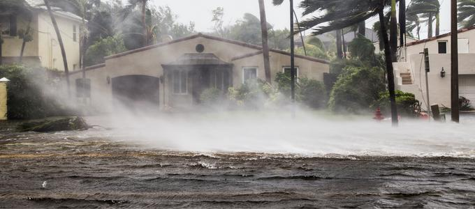 Image - flooded street