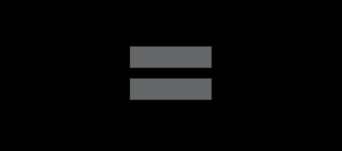 Image - gray black equality symbol