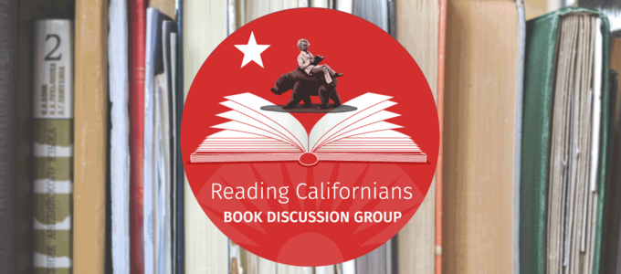 Image - Reading California Book Discussion
