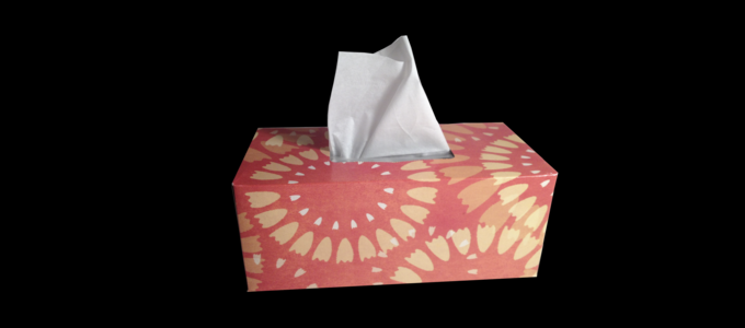 Image - tissue box