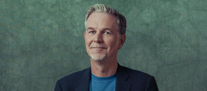 Image - Reed Hastings