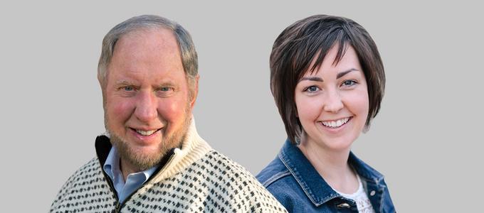 Image - Robert Putnam and Shaylyn Romney Garrett