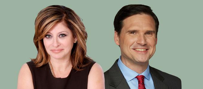 Image - Maria Bartiromo and James Freeman