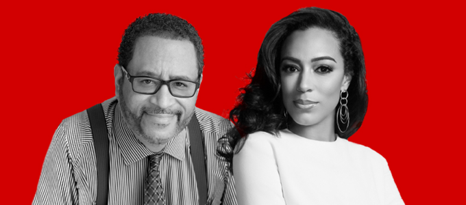 Image - Michael Eric Dyson and Angela Rye