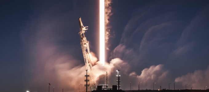 Image - SpaceX laungh