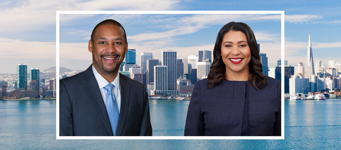 Image - Shamann Walton and London Breed